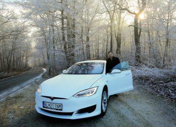 Na Plný Prúd – 3 roky na cestách s elektromobilom