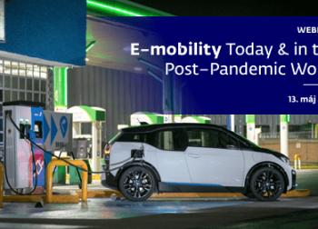 E-mobilita – stav dnes a po skončení pandémie
