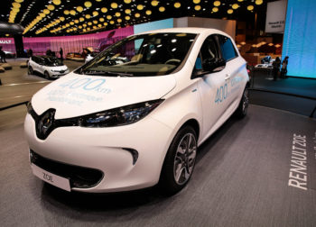 Elektromobilita má na Autosalóne vlastnú expozíciu