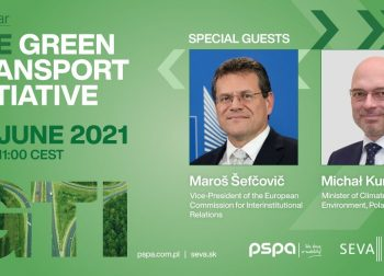 S poľskou asociáciou PSPA sme spustili CEE Green Transport Initiative.