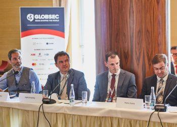 SEVA na diskusii na konferencii Globsec 2021